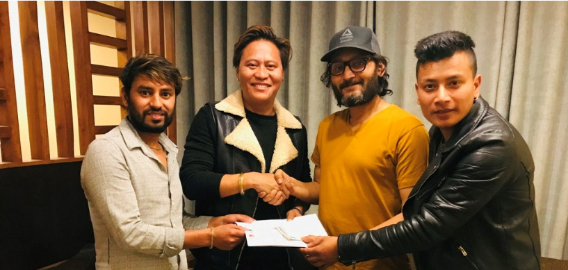 The movie 'Lal Mohanji' will be made