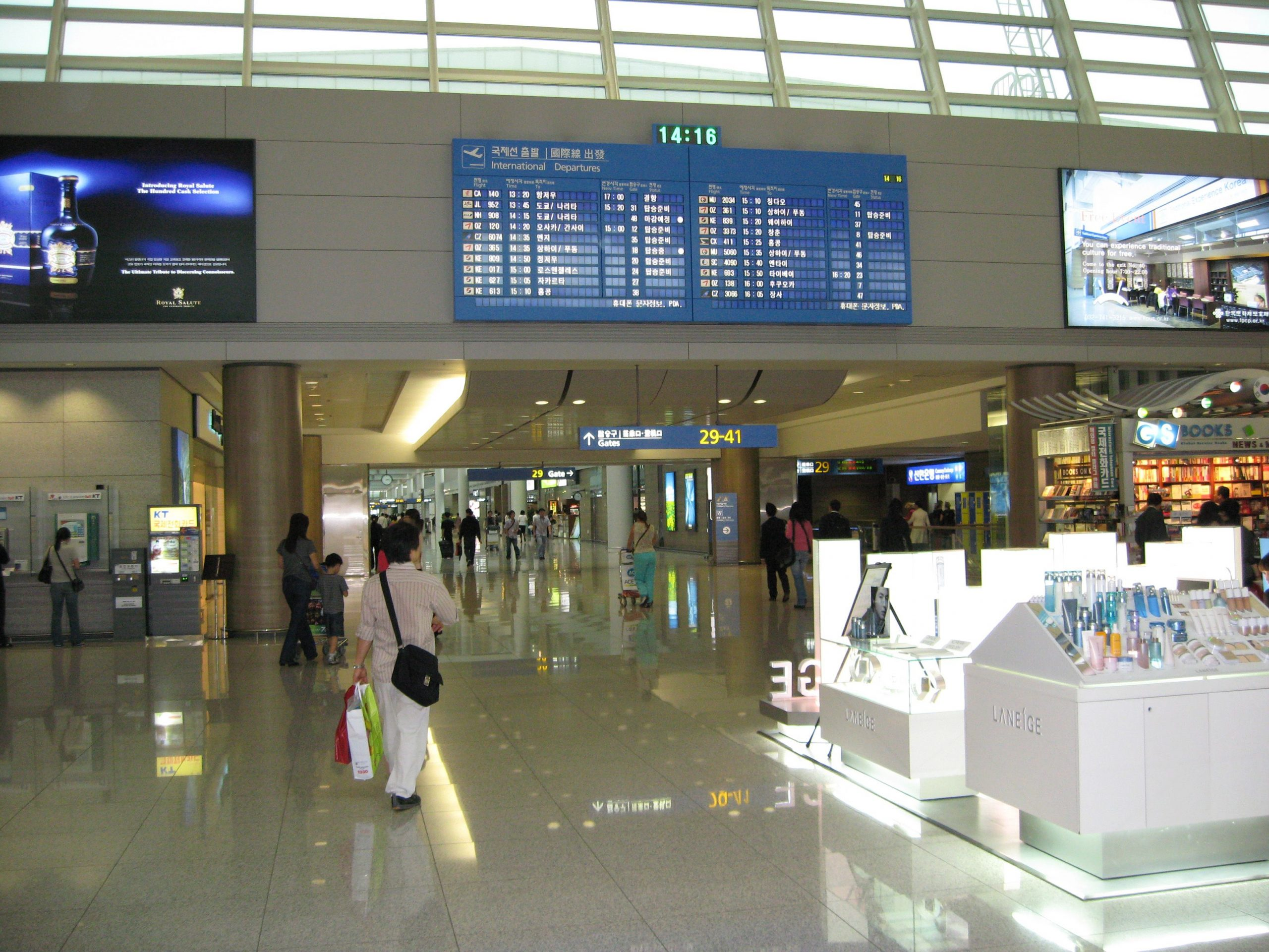 Discussions on opening air travel between South Korea and Singapore