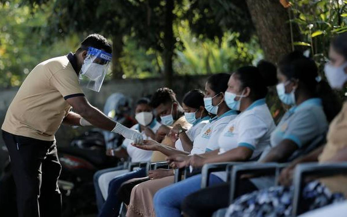 Everyone in Sri Lanka will be vaccinated against COVID-19 by 2022