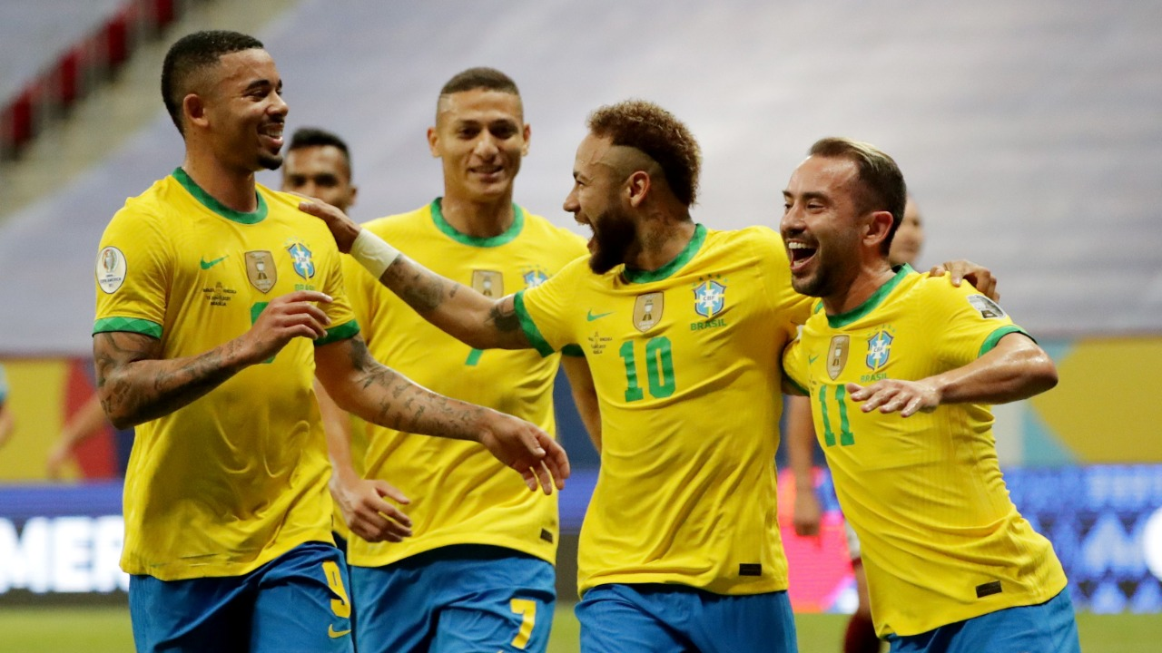 Brazil's thrilling win over Colombia