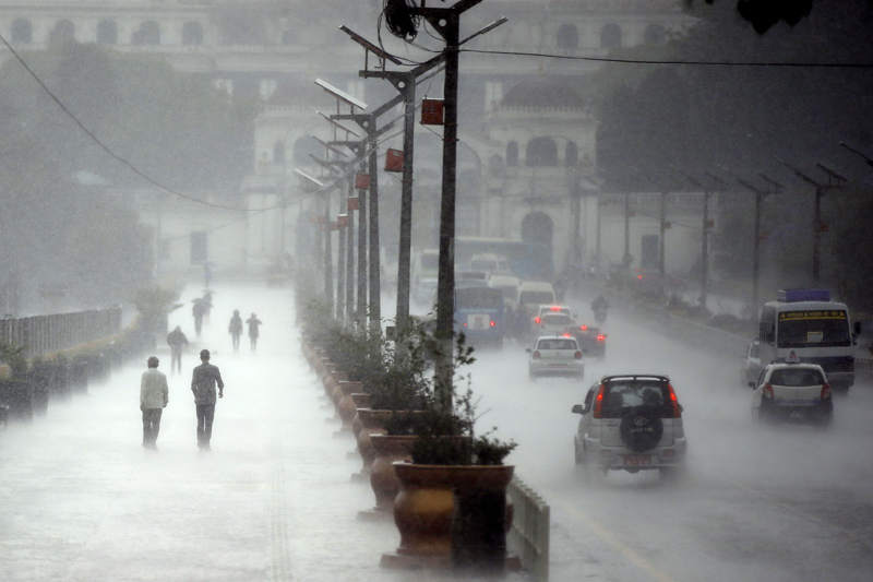 Monsoon expected to enter Nepal in few days, heavy rainfall forecast
