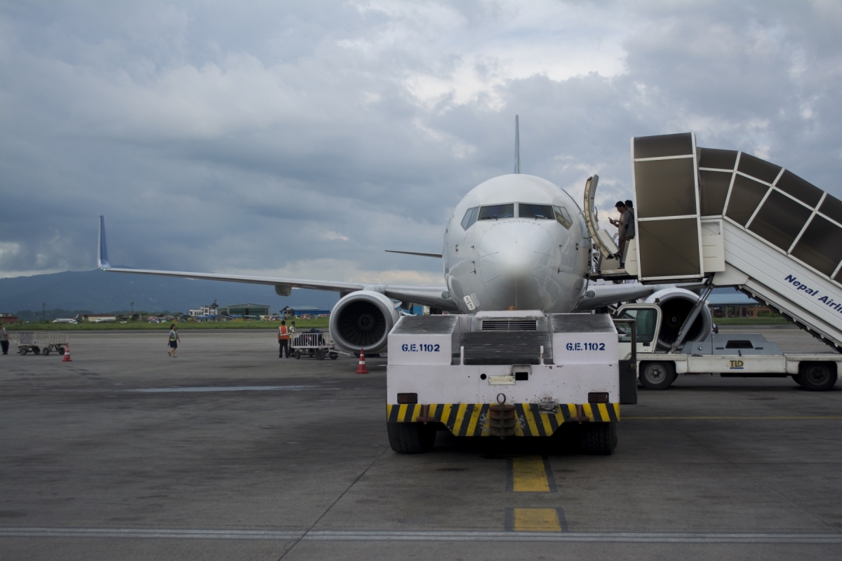 Decision of CCMC Board of Directors to resume international air services