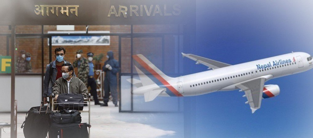 Preparations for rescue flights, resumption of air services to these destinations