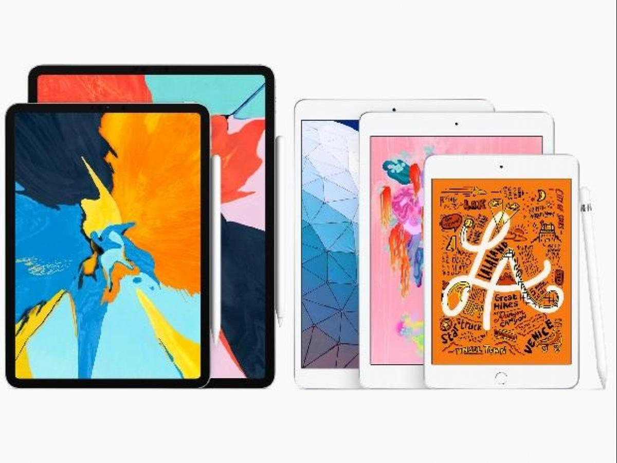 Apple Tablet Computer tops the global market, followed by Samsung