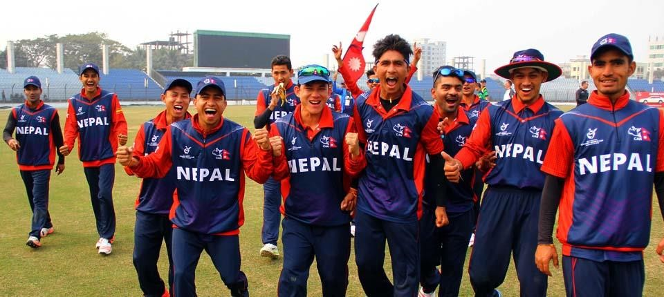 Triangular cricket to be played by Nepal postponed to July 2022