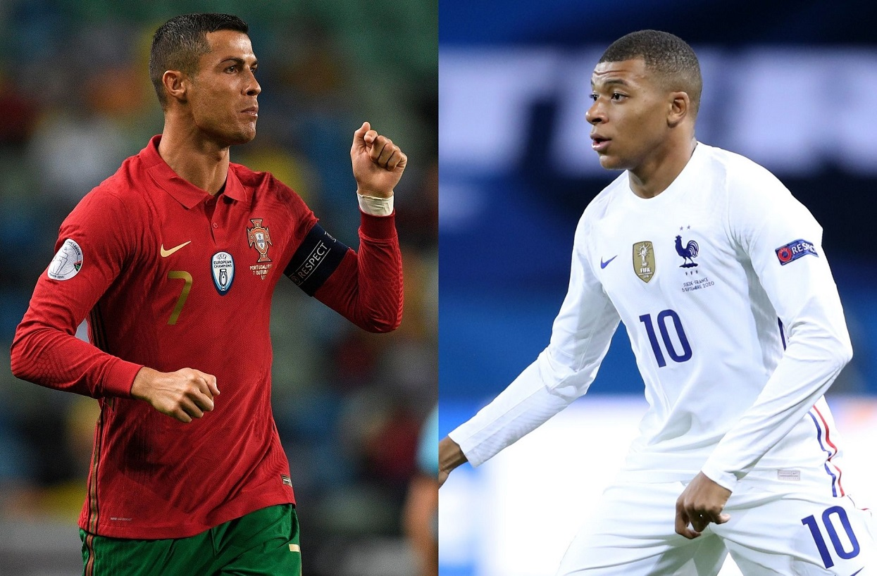 Ronaldo in double responsibility