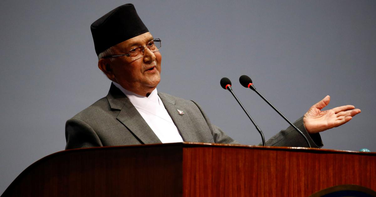 Oli says UML is not a gangster party