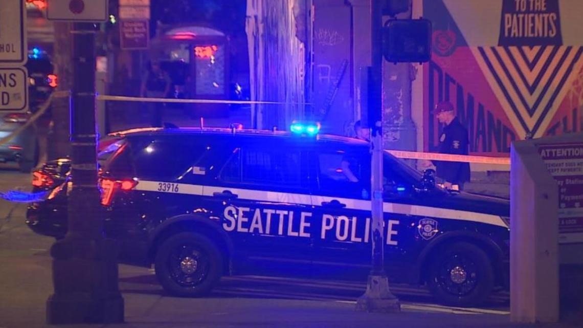 3 killed, 5 injured in shootings in U.S. Seattle