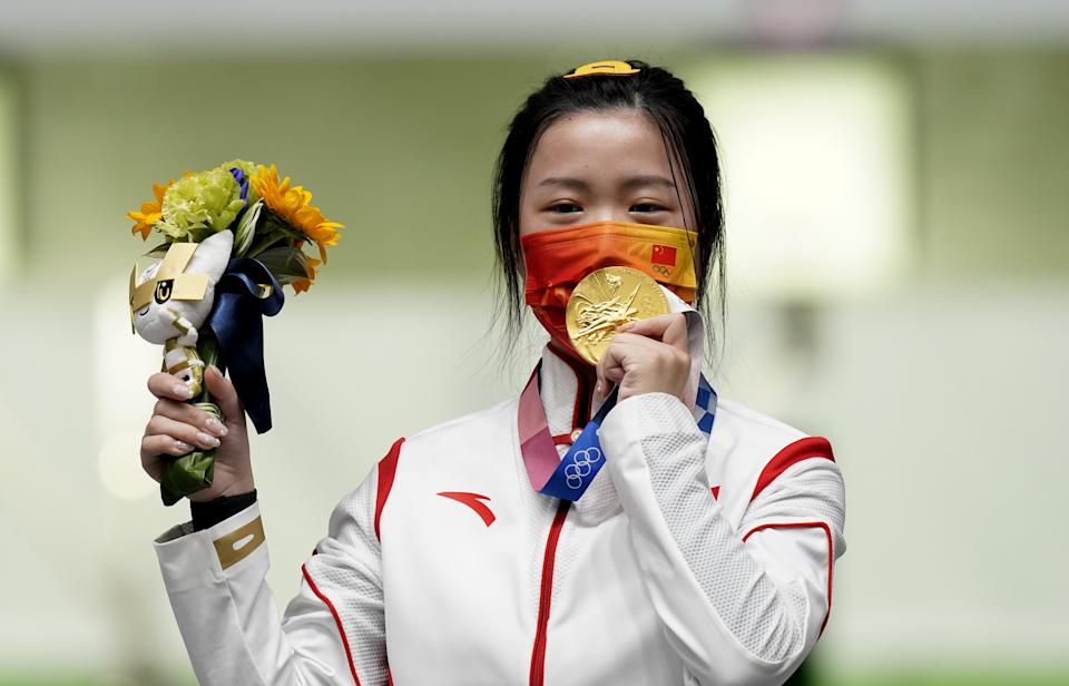 Tokyo Olympics: China continues to lead with six gold medals