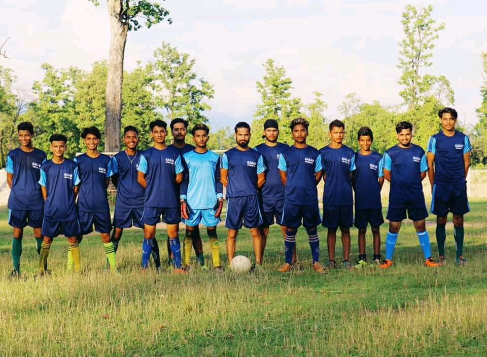 Former NRNA treasurer Thapa assists players in memory of late father