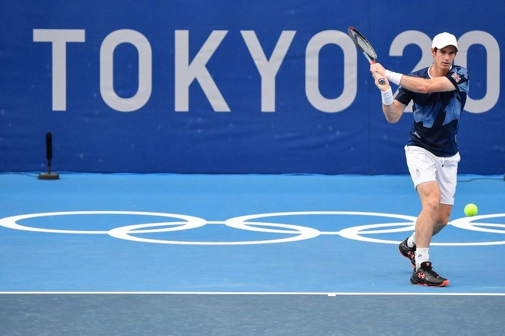 Murray withdraws from Olympic tennis men's singles event