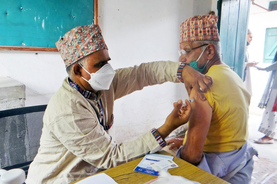 More than 93 thousand inoculated
