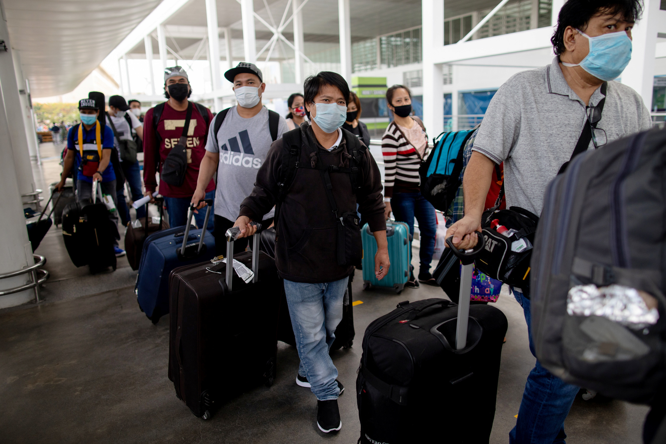 Philippines to impose travel ban on Malaysia, Thailand to prevent Delta variant