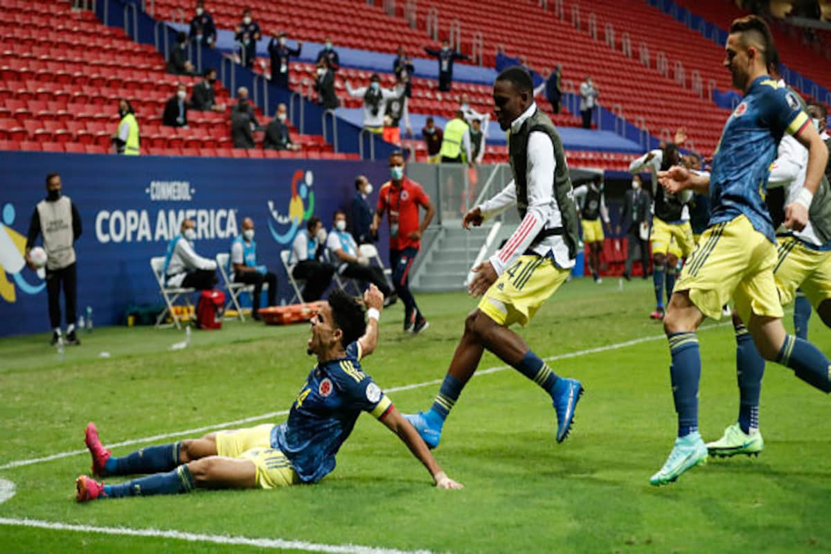 Copa America 2021: Colombia beat Peru and finish third in Championship