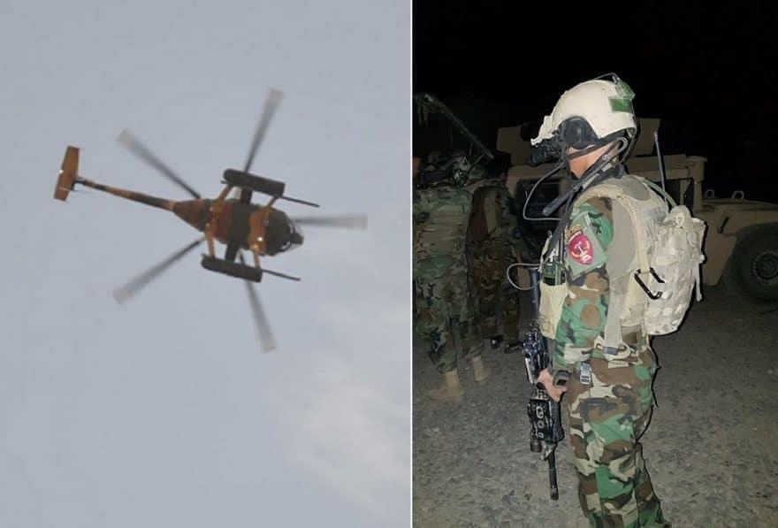 Afghan military kills 89 Taliban militants since Sunday: gov't
