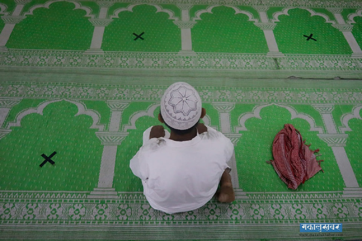 Mosques remain deserted on the day of Eid al-Adha