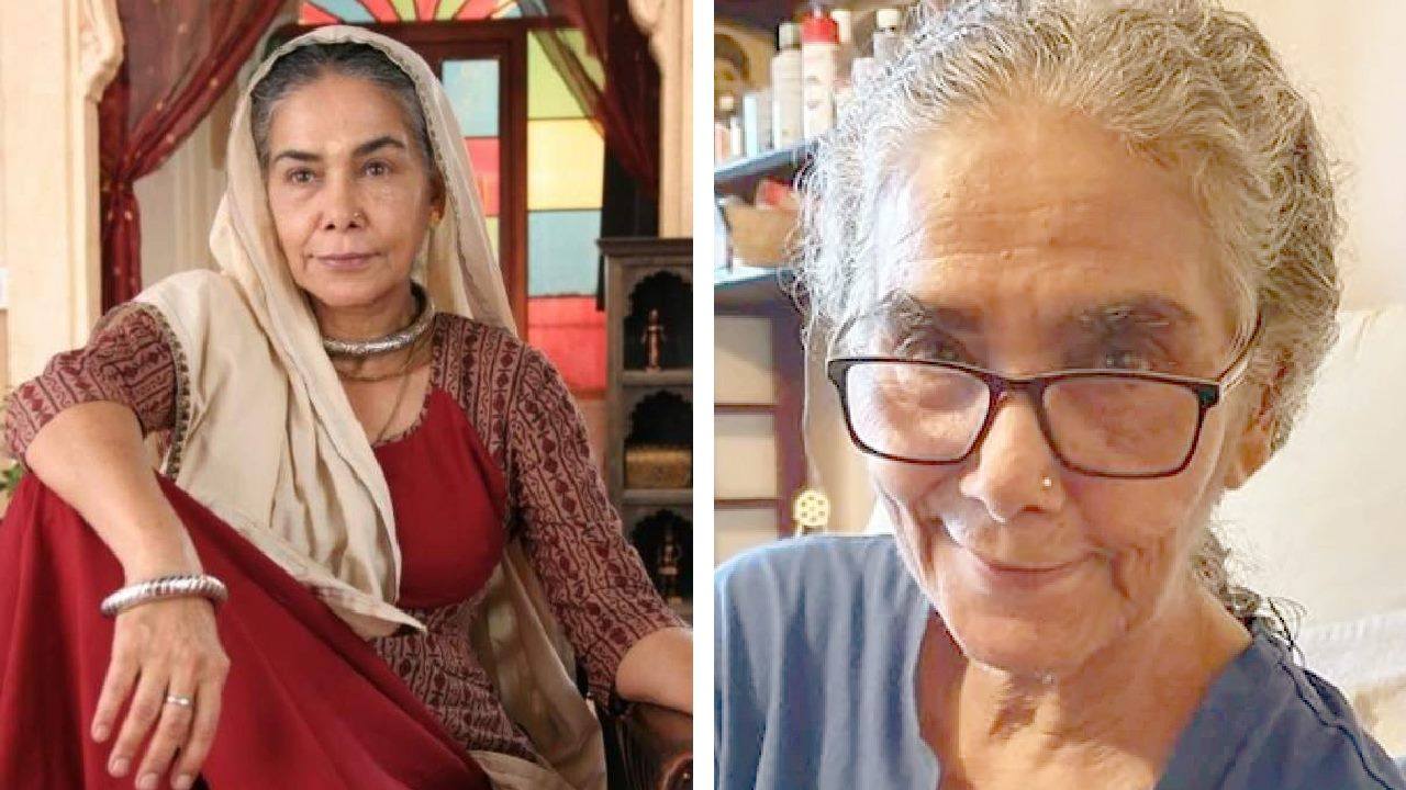Veteran Actress Surekha Sikri passes away