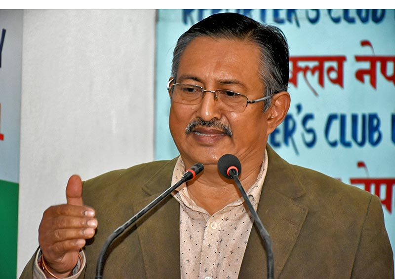 Home Minister Khand assures to manage COVID vaccines to cooperative sectors