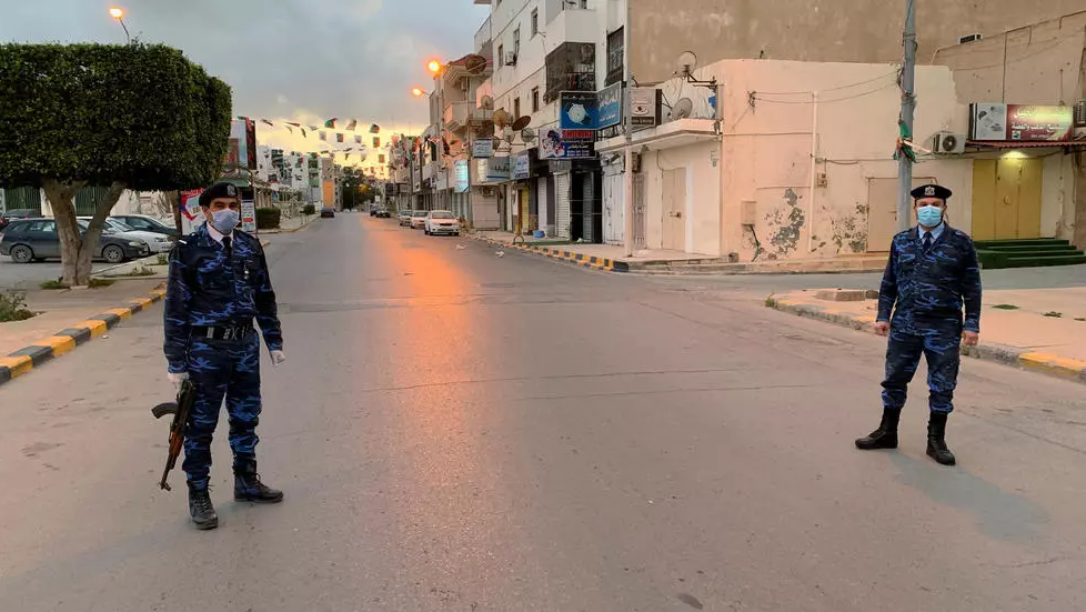 Libya imposes curfew due to COVID-19 surge as vaccination continues
