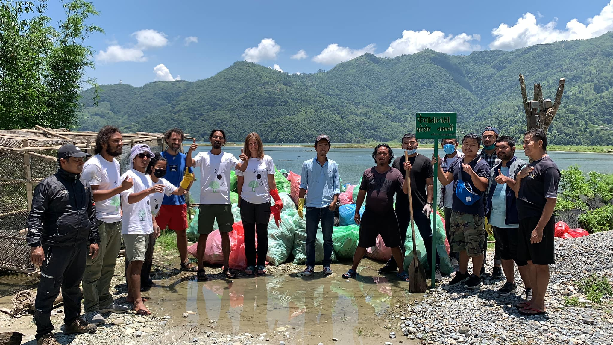 Tourists stranded in Pokhara