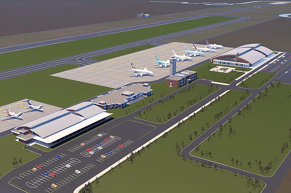 Gautam Buddha International Airport preparing its test operation