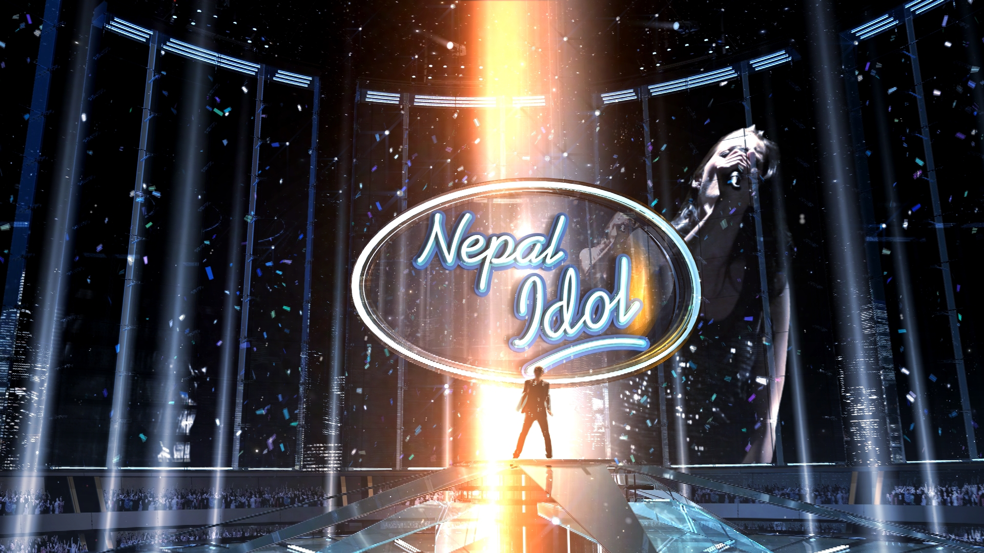 Nepal Idol will be resumed by changing the judge