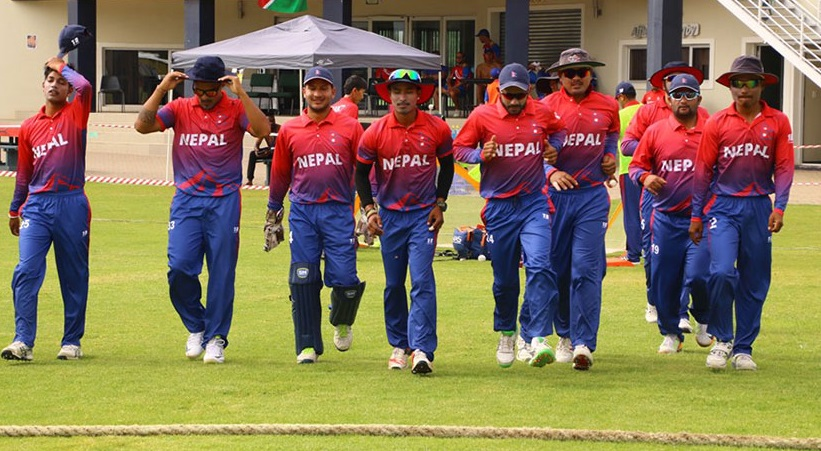 Improving Nepal's T20 rankings after Ireland's defeat