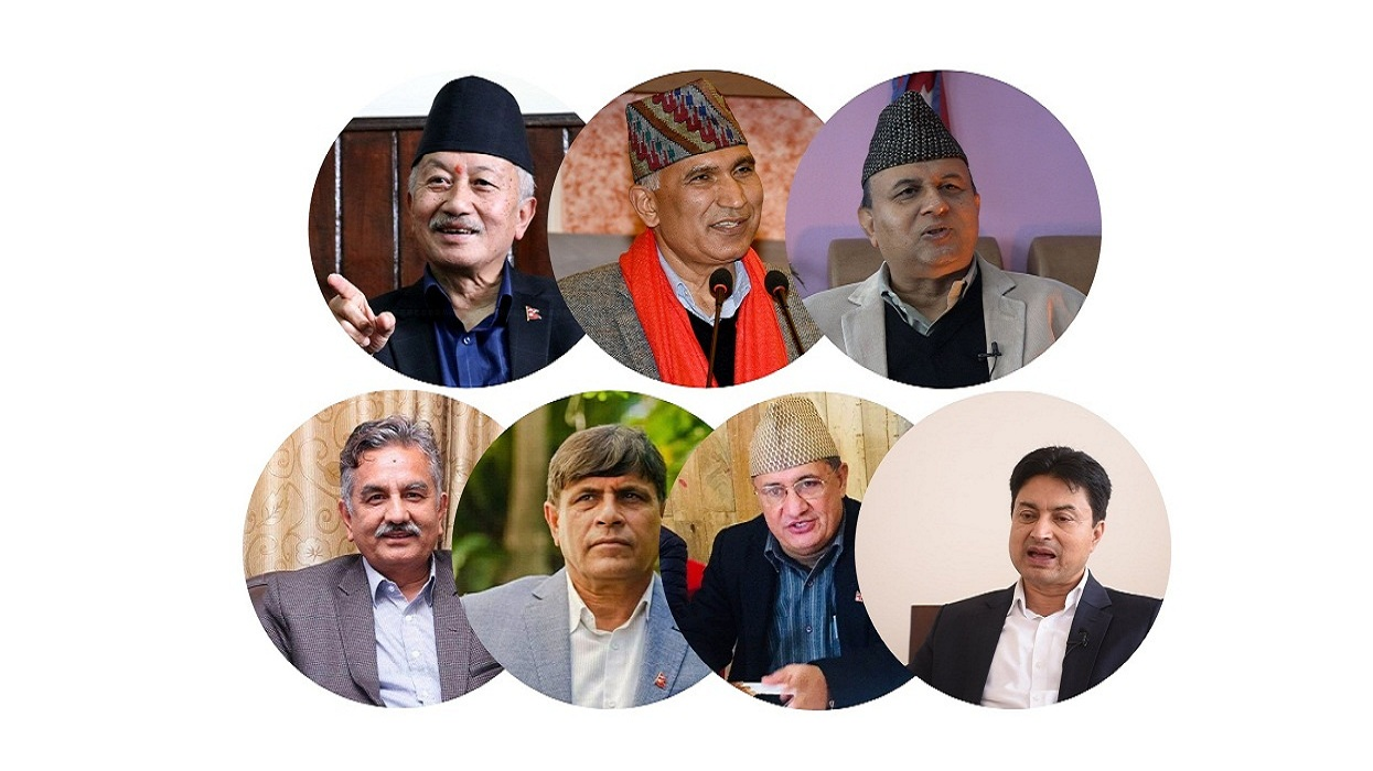 Leaders are active to stop division, when will UML unite?