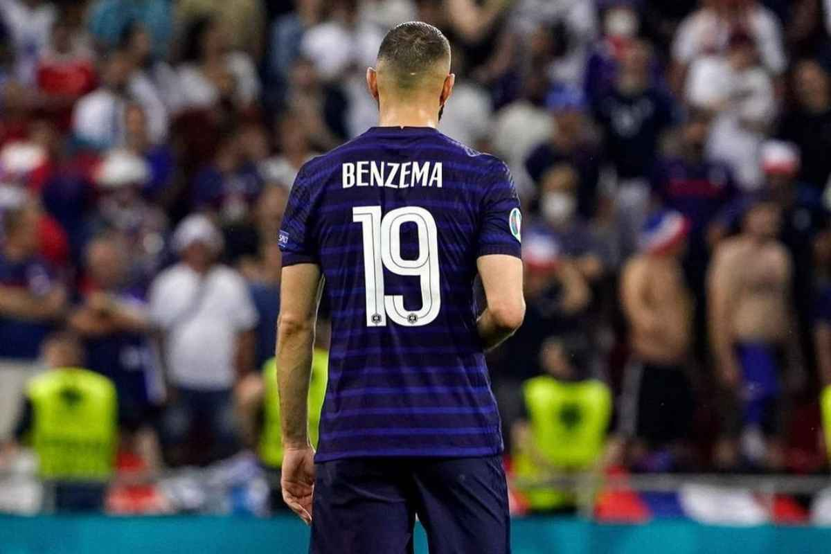 Karim Benzema, a Real Madrid striker, tested positive for COVID-19