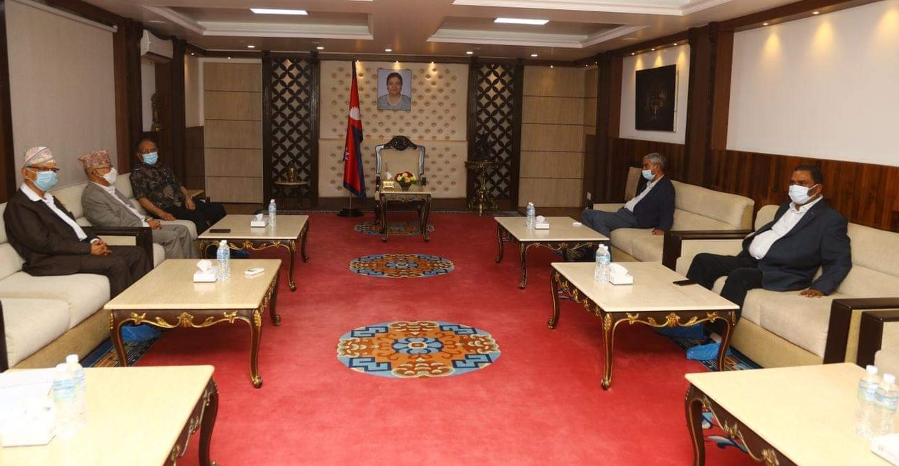Agreement to run the government by strengthening the alliance