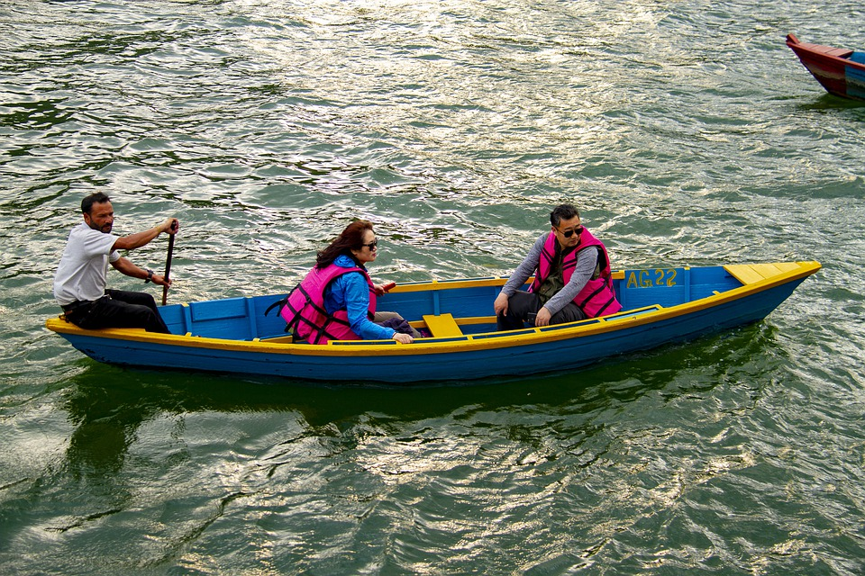 Boating in Phewa Lake comes into operation again