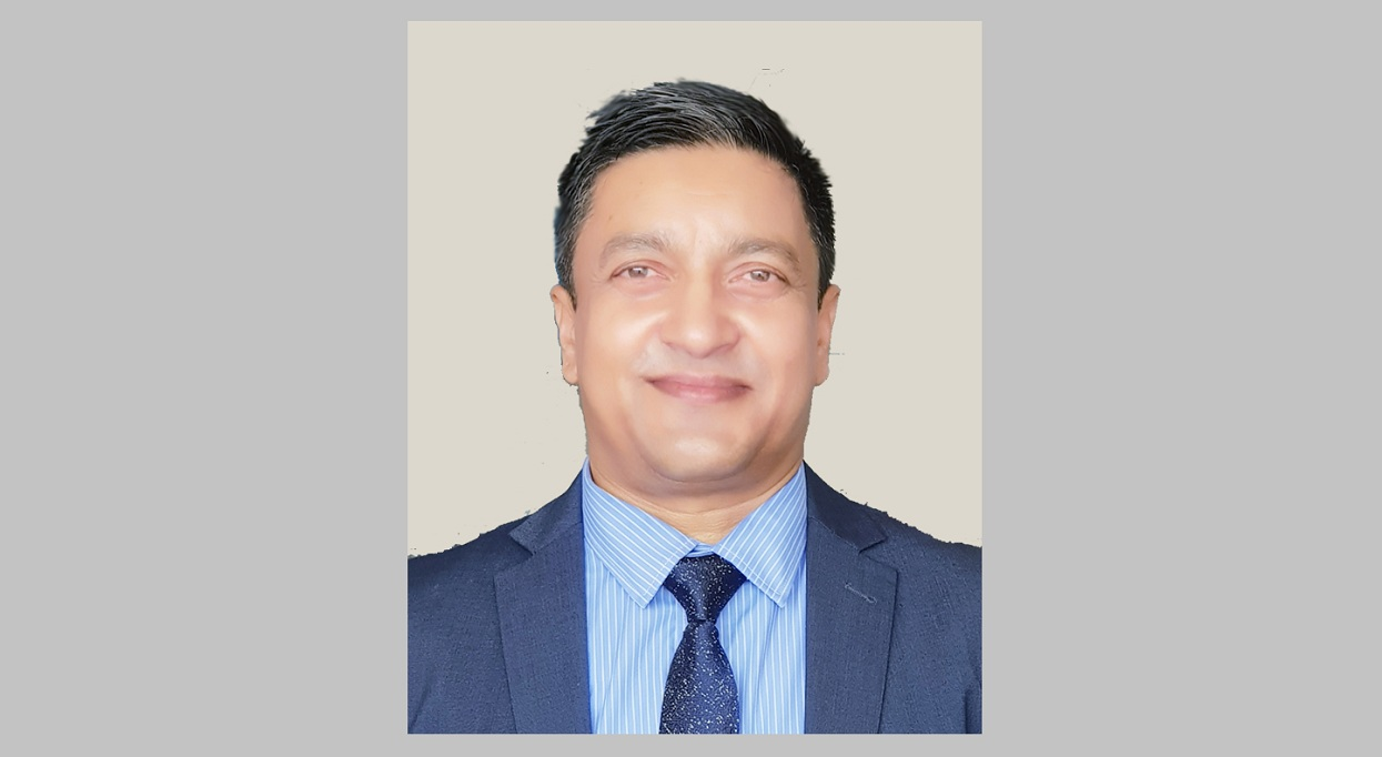Pokharel is the acting CEO of Nepal Insurance