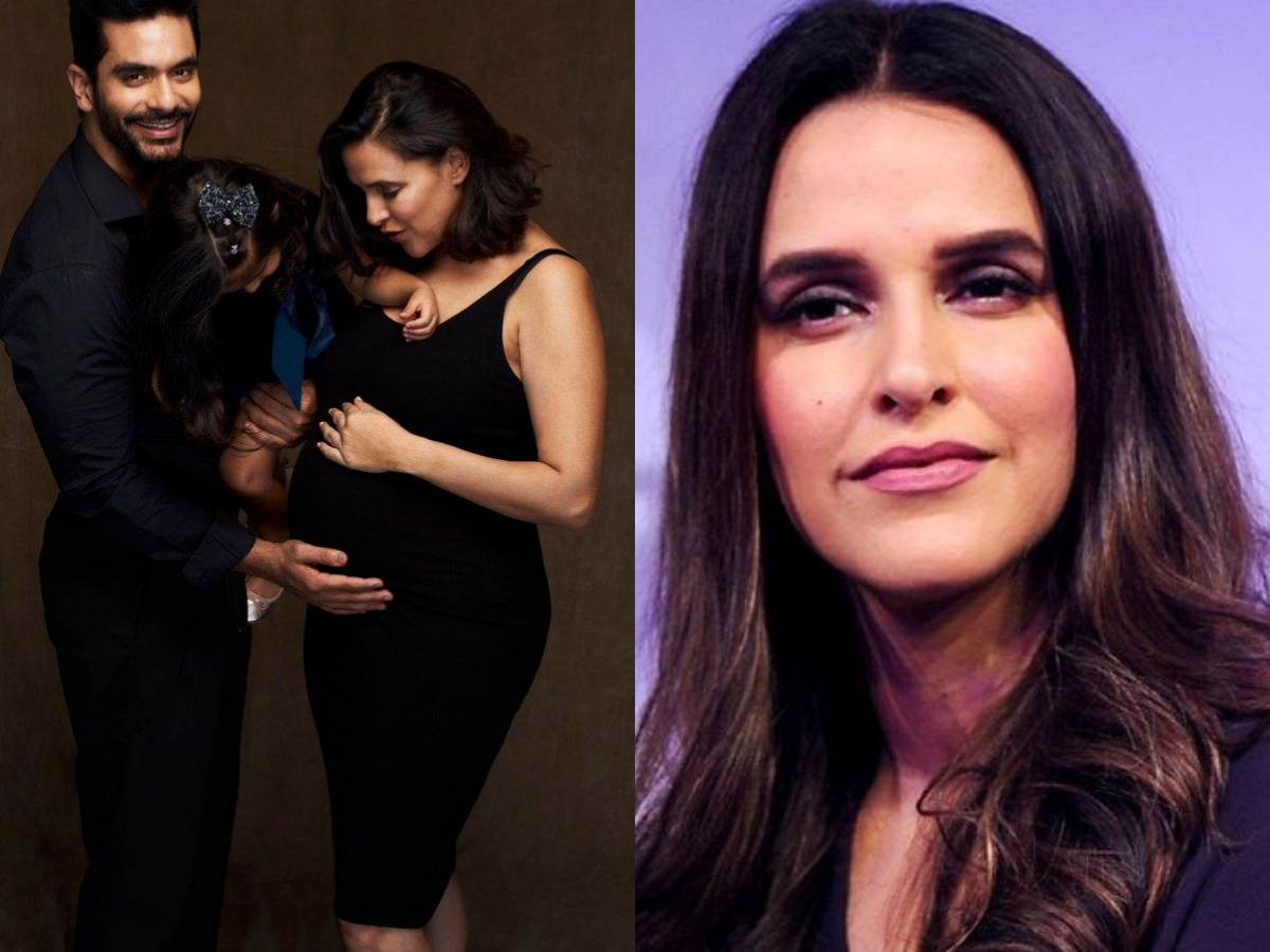 Neha is pregnant for the second time