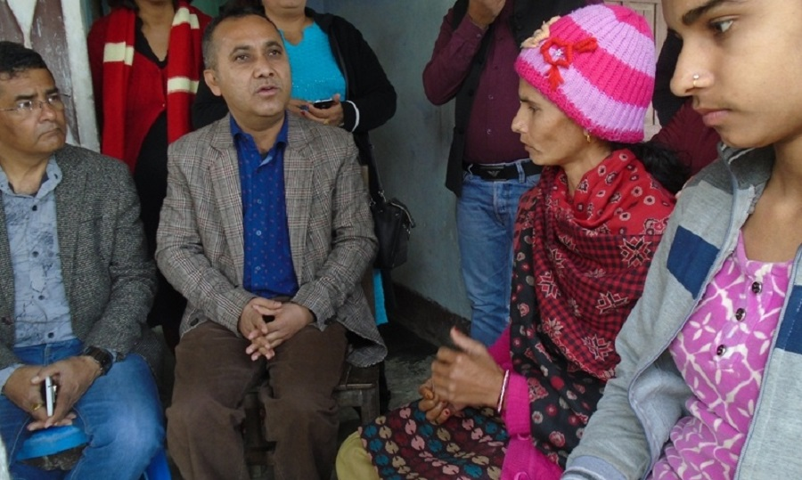 Three years of Nirmala Panta's murder: Now government must give justice – Spokesperson Sharma