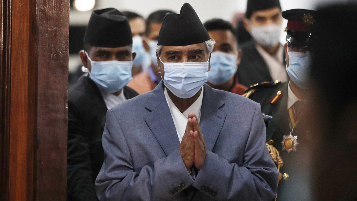 Guru is the person who removes ignorance by imparting knowledge: Prime Minister Deuba