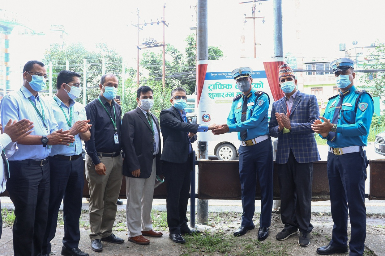 Assistance of Yeti Airlines in traffic management