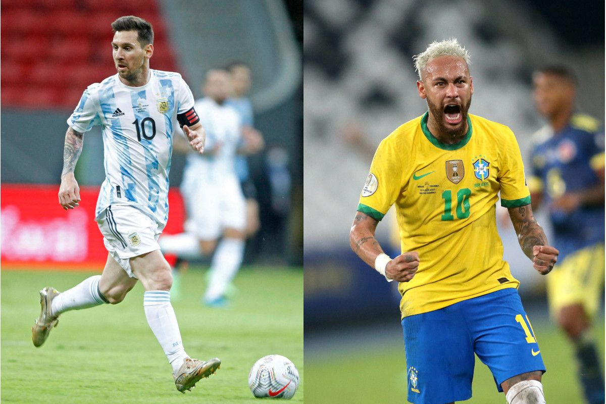Forget the Euros, Argentina vs Brazil is weekend's big match