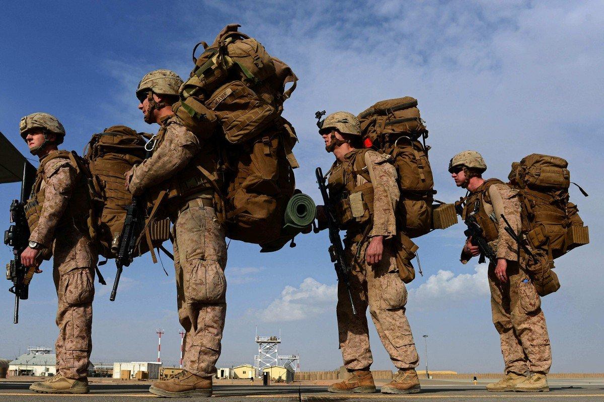 Afghanistan: Final UK troops leave Kabul