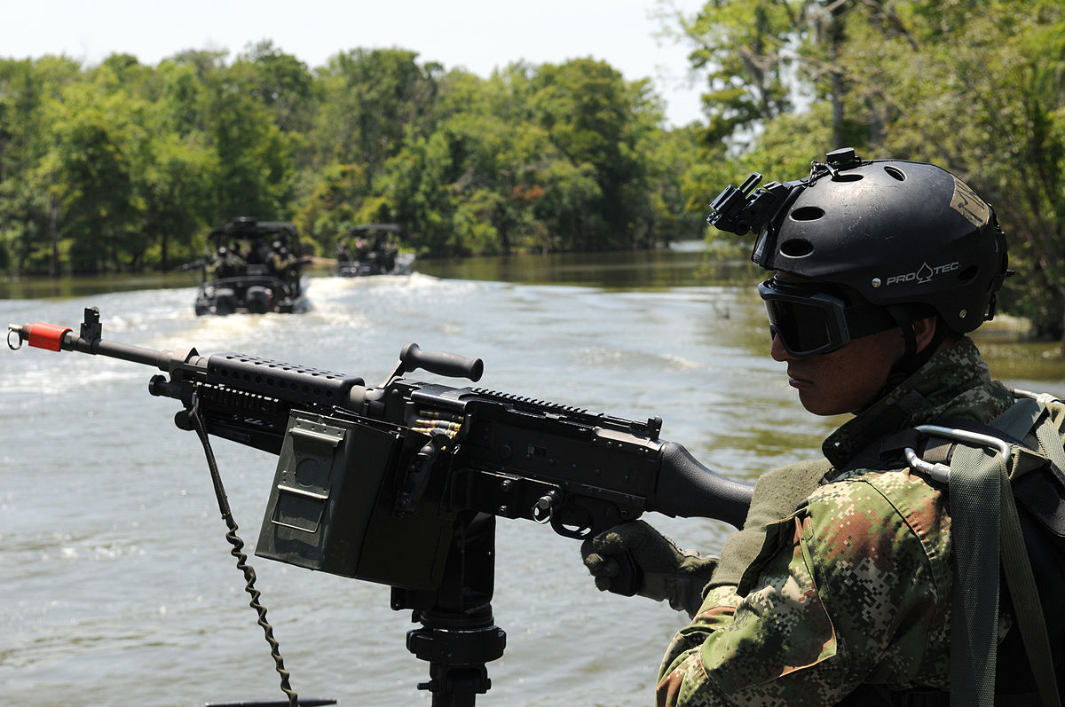 1 soldier dead, 3 wounded in FARC dissident attack in Colombia