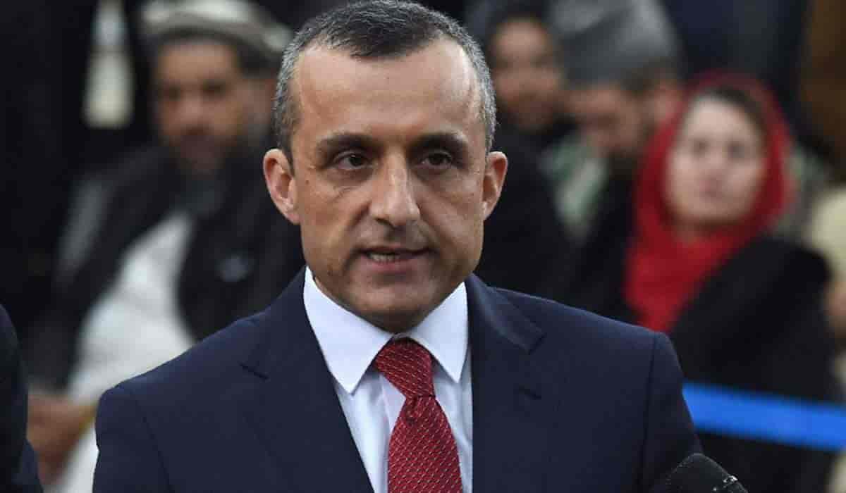Taliban rule won't last long in Afghanistan, says Amrullah Saleh