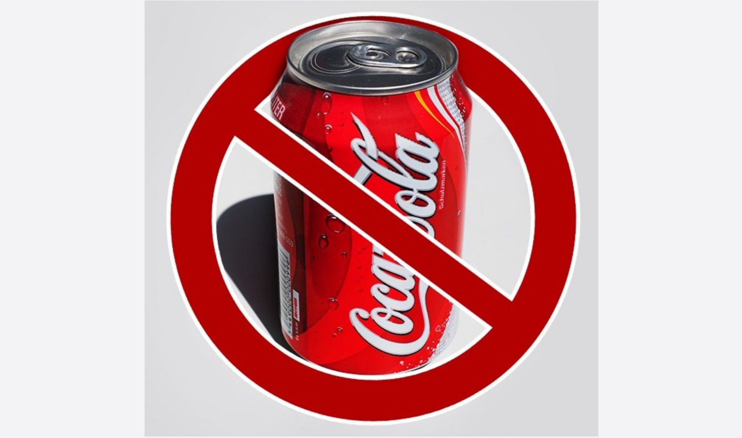 These are two countries where Coca-Cola cannot be bought