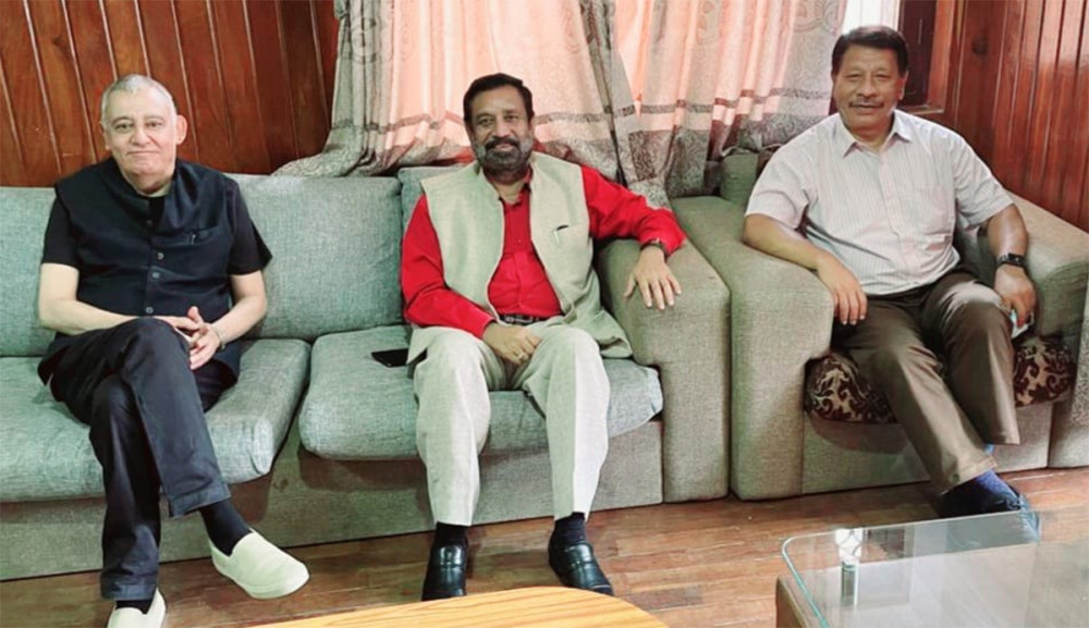 Conclusions of Nidhi, Singh and Koirala: The Congress General Convention should be held on the scheduled date