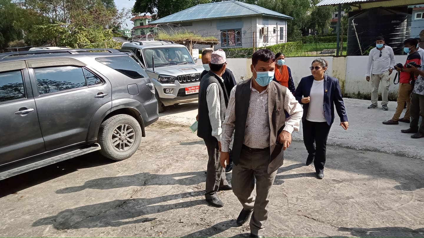 3 more lawmakers have identified themselves in favor of the Communist Party of Nepal