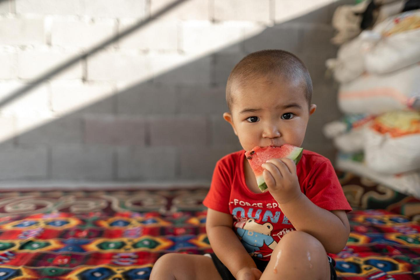 Only one in three children receive adequate food: UNICEF