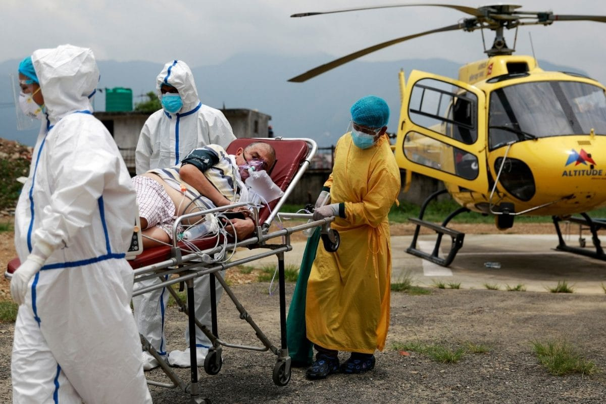 Nepal reports 834 new COVID-19 cases, 9 deaths in last 24 hours
