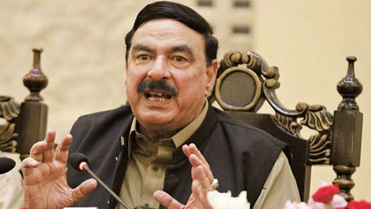 Taliban should be given time to run Afghanistan: Pak Minister