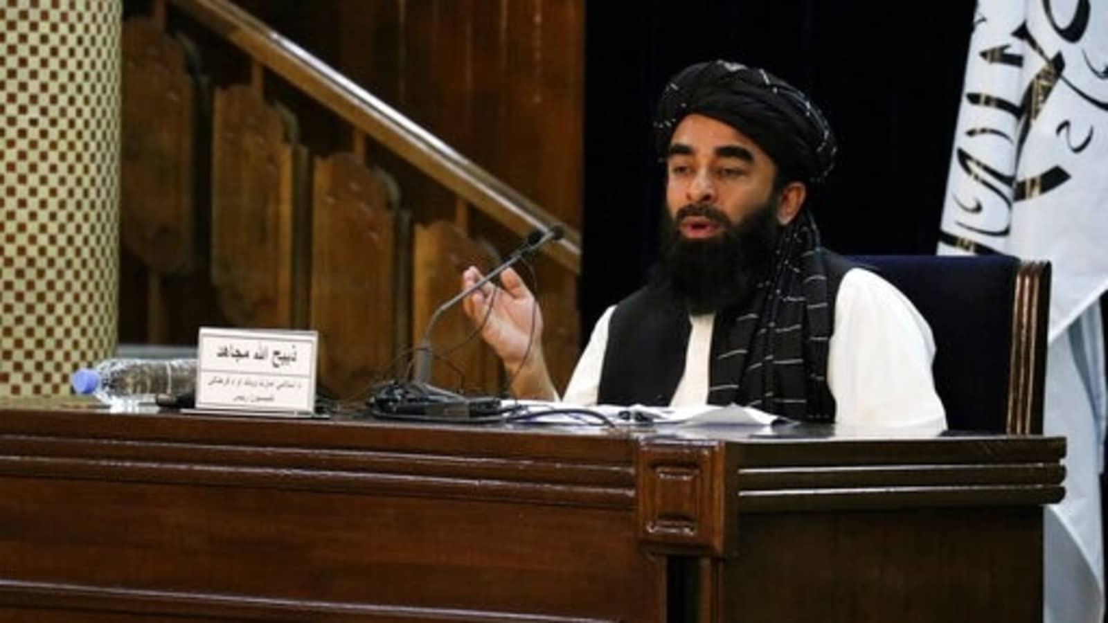 Taliban names remaining ministers in Afghan caretaker gov't