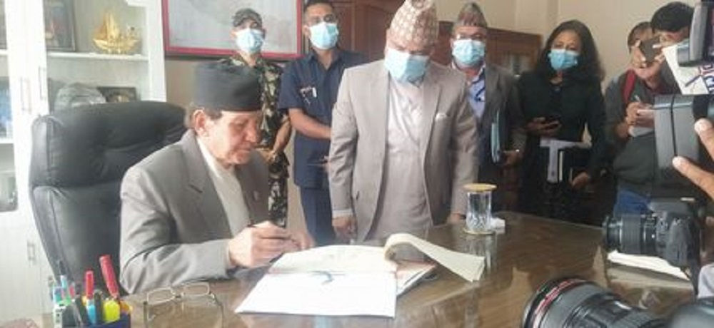 A competent person will be made the new ambassador: Minister Khadka