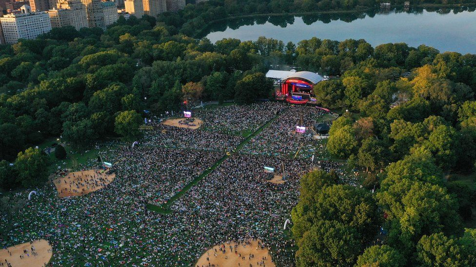Global Citizen Live: Ed Sheeran, Lizzo and Billy Eilish feature in 24-hour concert