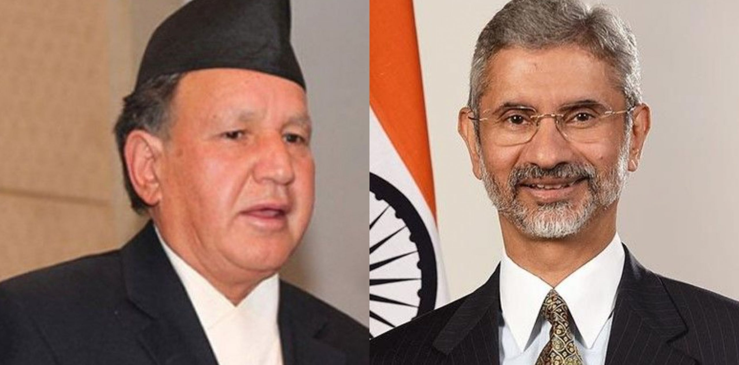I look forward to working with the Foreign Minister of Nepal: S. Jaishankar
